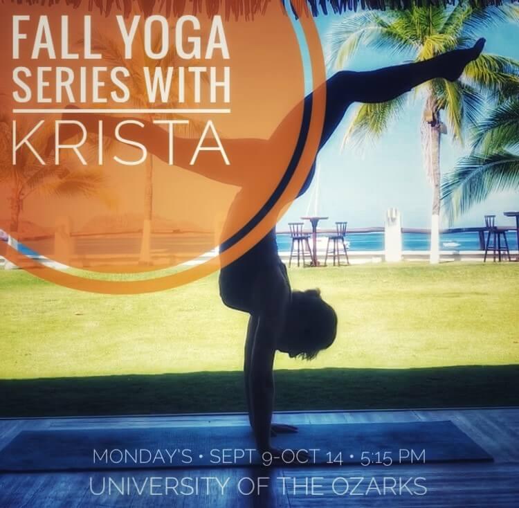 Beginner Yoga Poster
