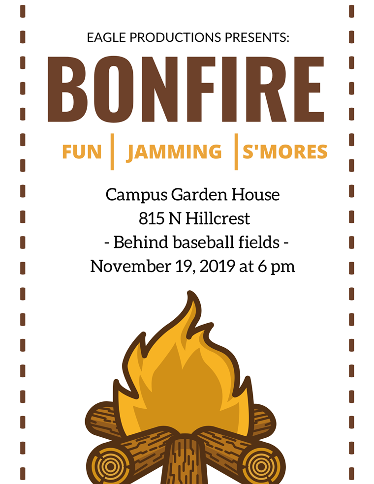 Bonfire – Presented by Eagle Productions