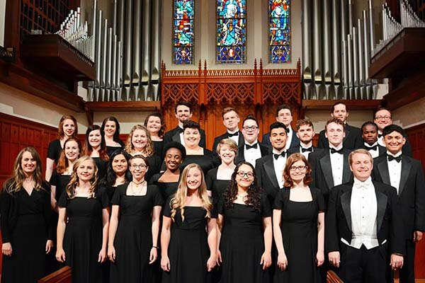 Chamber Singers Spring 2018