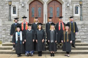 Commencement Fall 2016