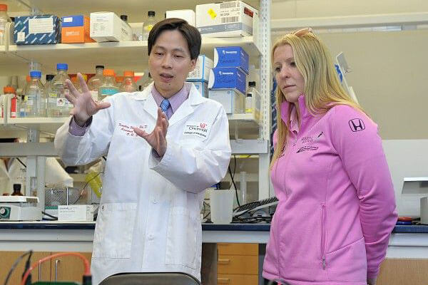 Dr. Xiaoting Zhang