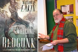 Dr. Eakin's New Book