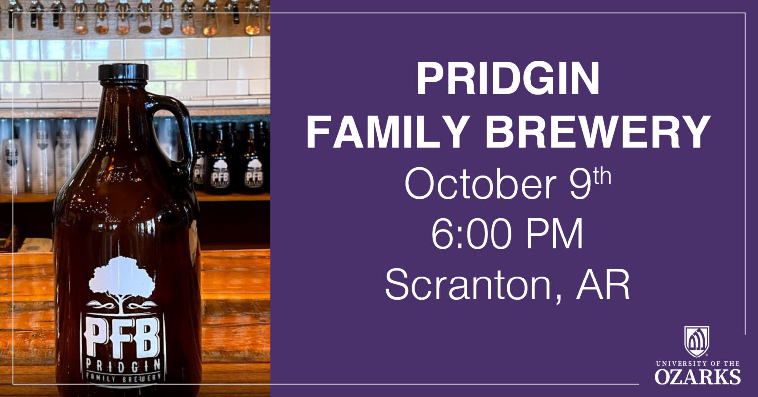 Alumni Event – Pridgin Family Brewery