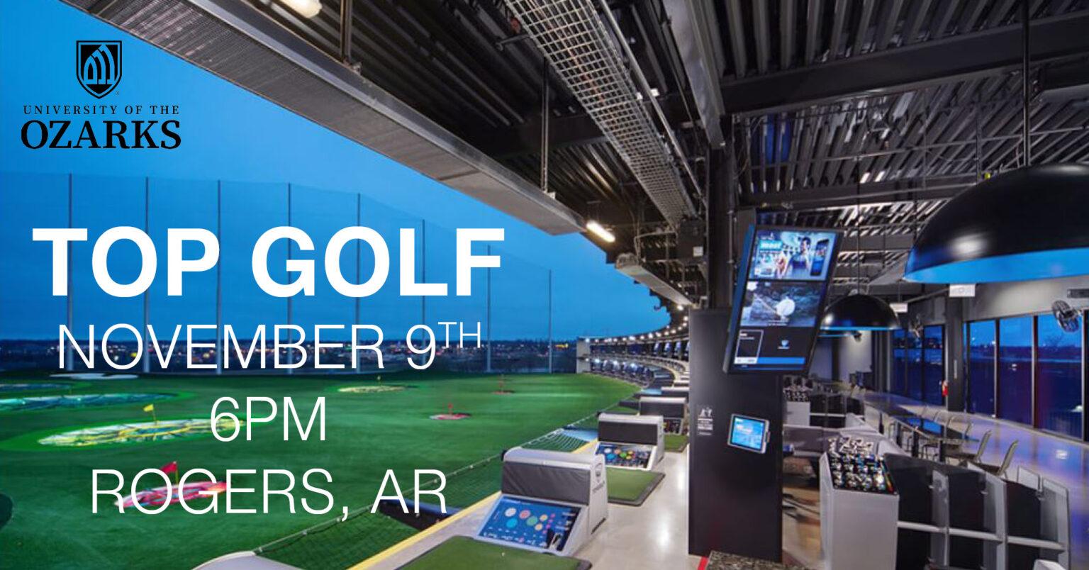 Alumni Event – Top Golf