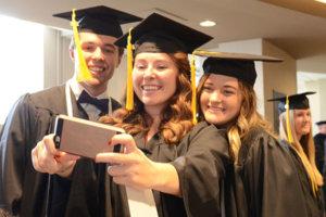 Graduates Fall 2018