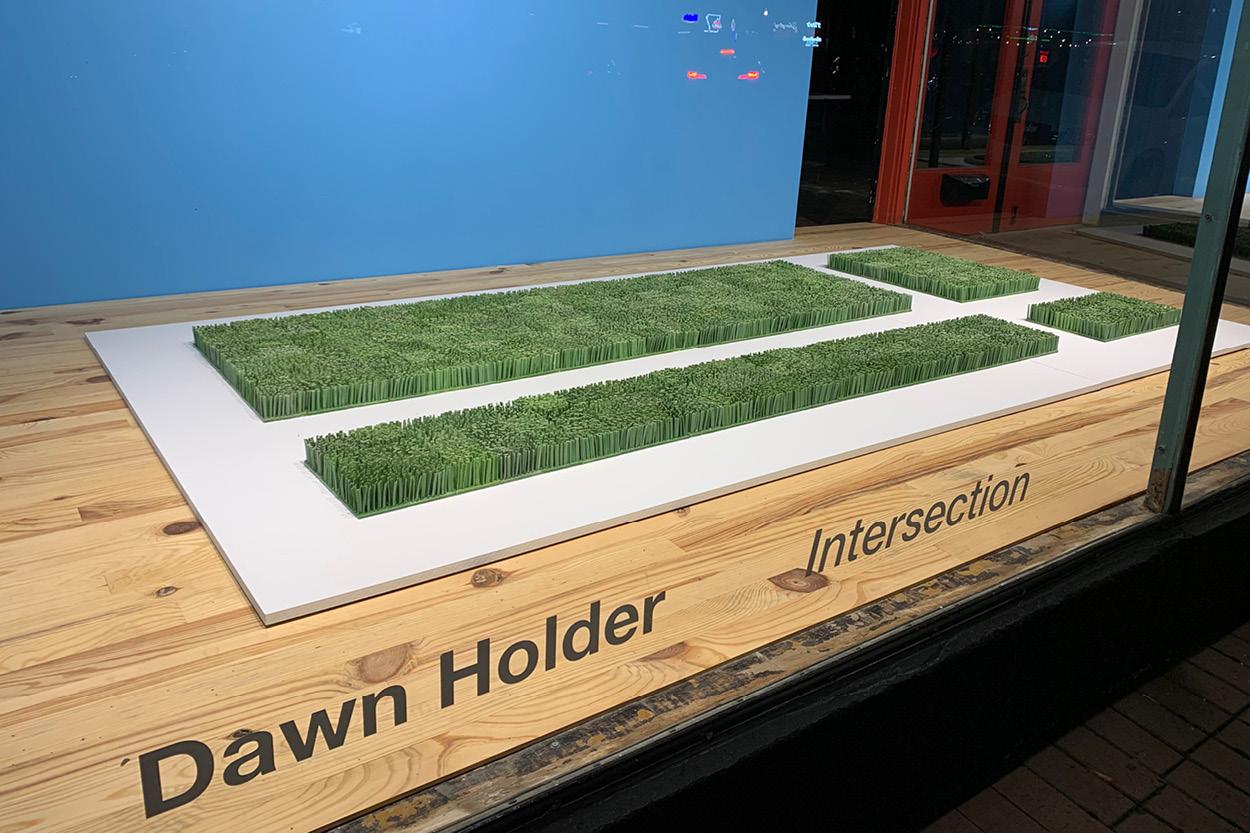 Dawn Holder exhibit