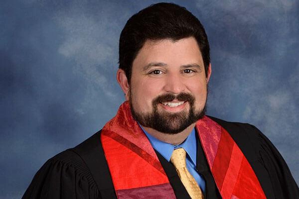 Pastoral Leave Program Welcomes Rev. McMullen