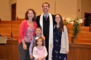 Rev. Mike Ulasewich