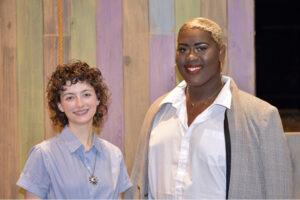 Theatre Students Take Part in Internships