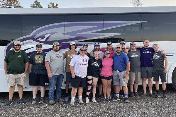Clay Target team wins National Championship