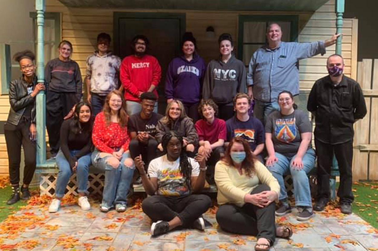 theatre Cast and crew