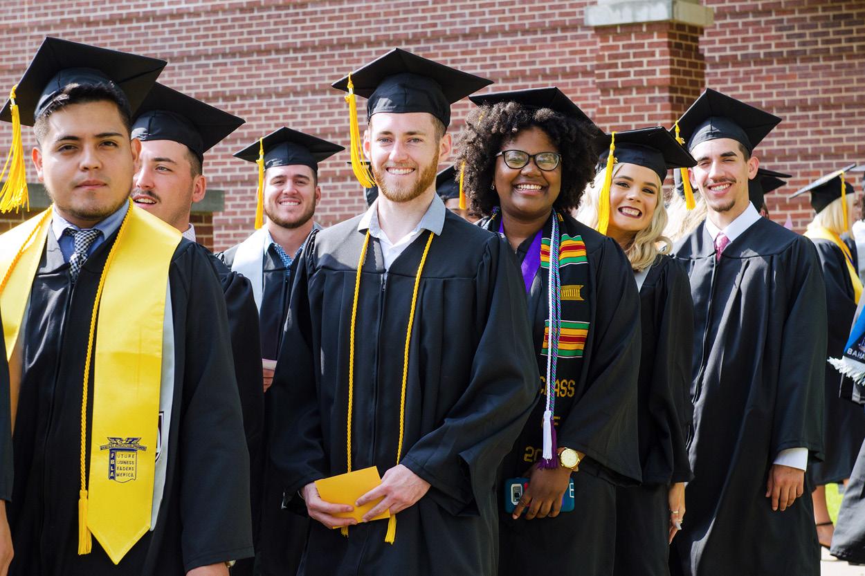 Ozarks Graduates